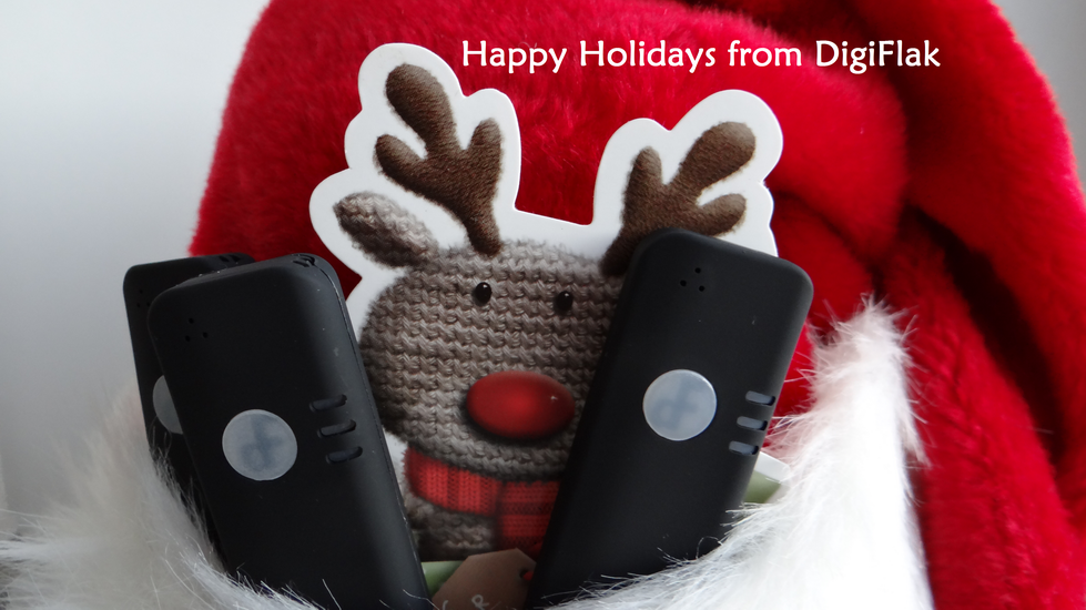 Happy Holidays from DigiFlak!